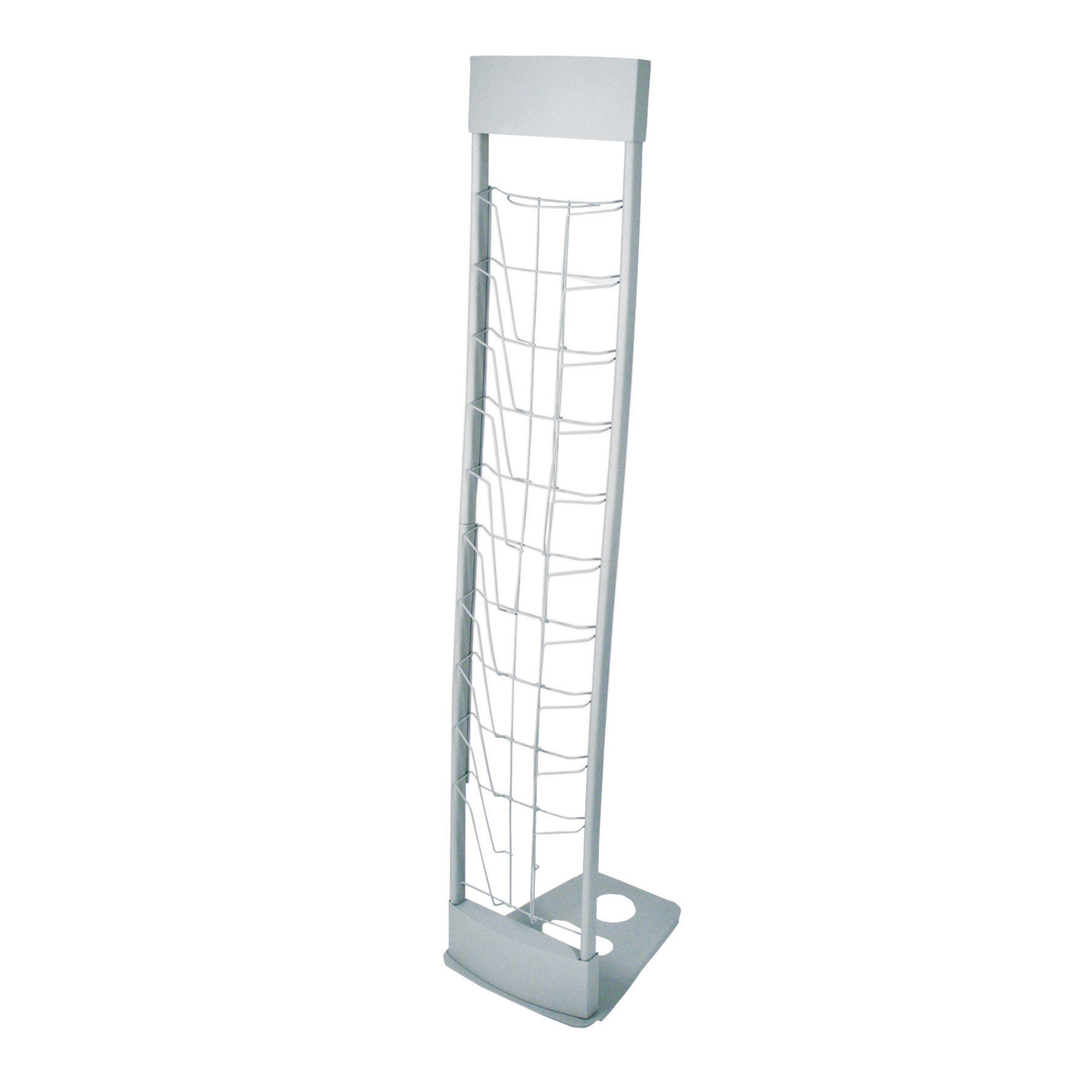Exhibition Literature Stand : A up deluxe literature stands brochure displays