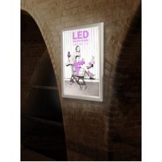 LED Snap Frame Poster Display