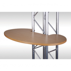 Arena gantry table tops