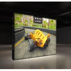 3m Wavelight Casonara SEG Lightbox Display Wall