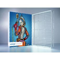 Portable Lightbox Display Straight