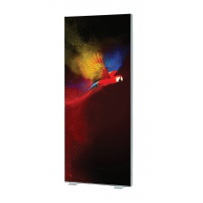 Free Standing Double Sided Fabric LED Light Box 120mm