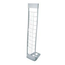 10 Up Deluxe Literature Stand