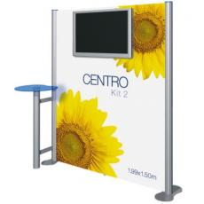 Centro Audio Visual Display Stand Kit 2