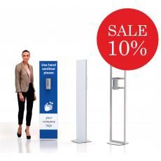 Floor Standing Sanitiser Dispenser Non-touch