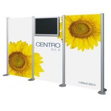Centro Audio Visual Display Stand Kit 4