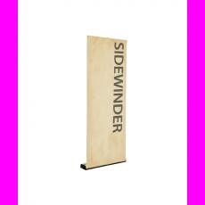 Sidewinder Roller Banner