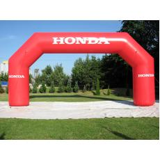4m Printed Inflatable Arch