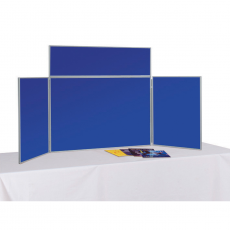 Mini table top display boards