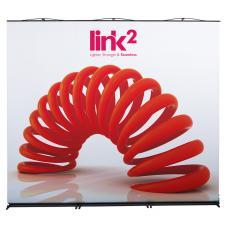Link 2 Roller Banner Triple