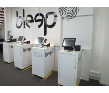 Office, showroom & reception displays