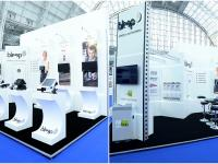 Bleep Custom Exhibition Stand