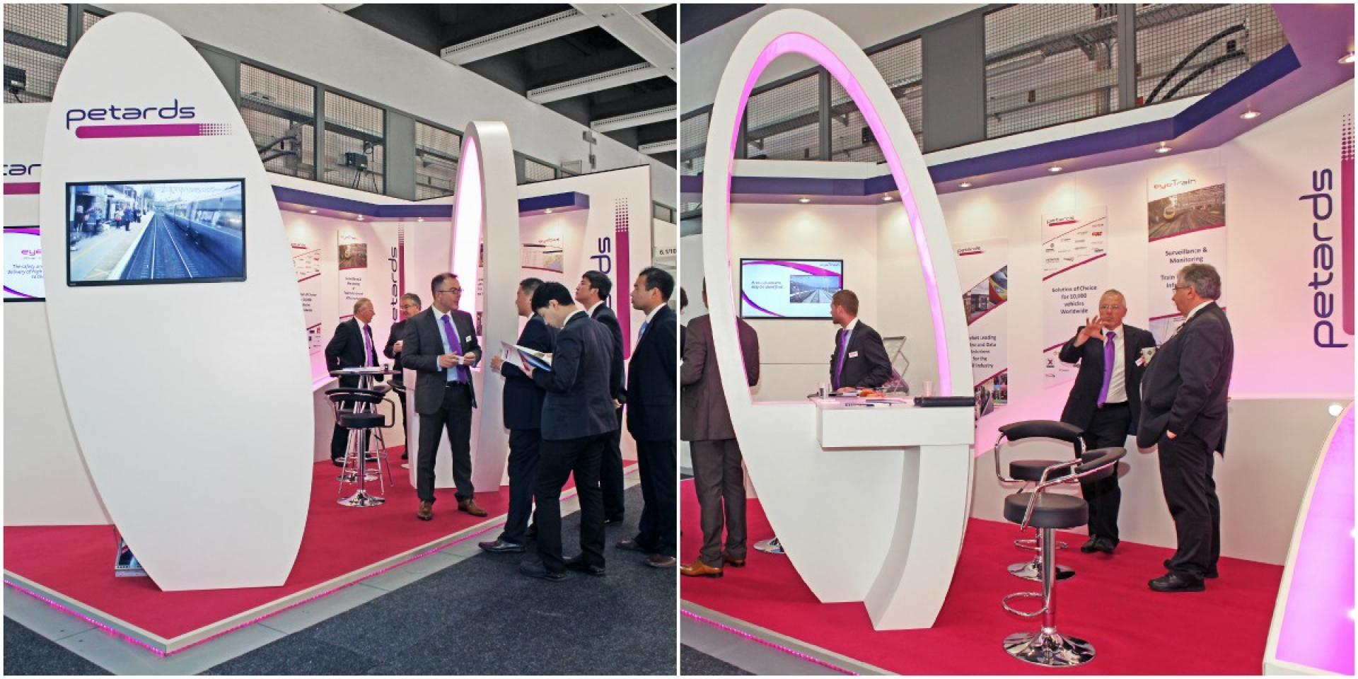 Stand Hire For Exhibition : Exhibition stand hire display stands for