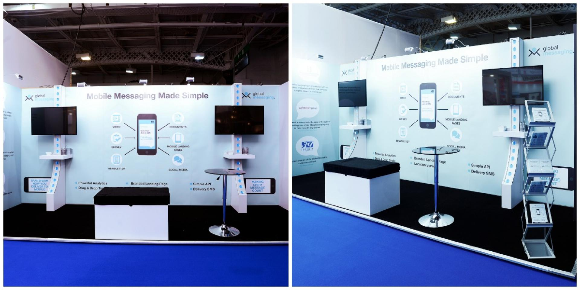 Simple Exhibition Stand Design : Custom exhibition stands exhibition display stands bespoke