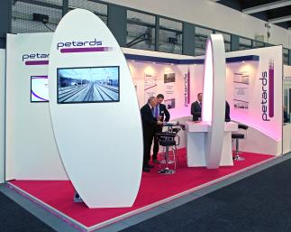 Petards Exhibition Stand