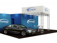 Top Gear exhibition stand design