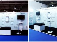 Global messaging Exhibition stands