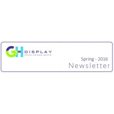 GH Display Spring 2016 Newsletter