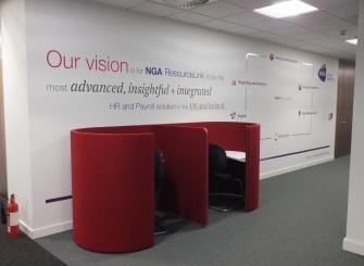 Office Branding & Retail Graphics