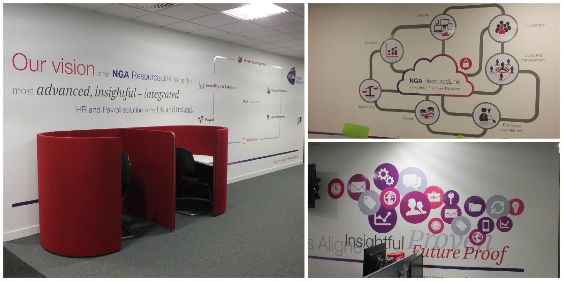 NGA HR Office branding