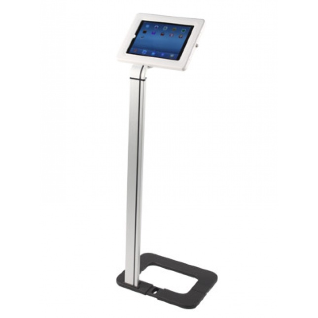 Ipad Exhibition Stand Hire : Floor standing universal ipad stand stands tablet