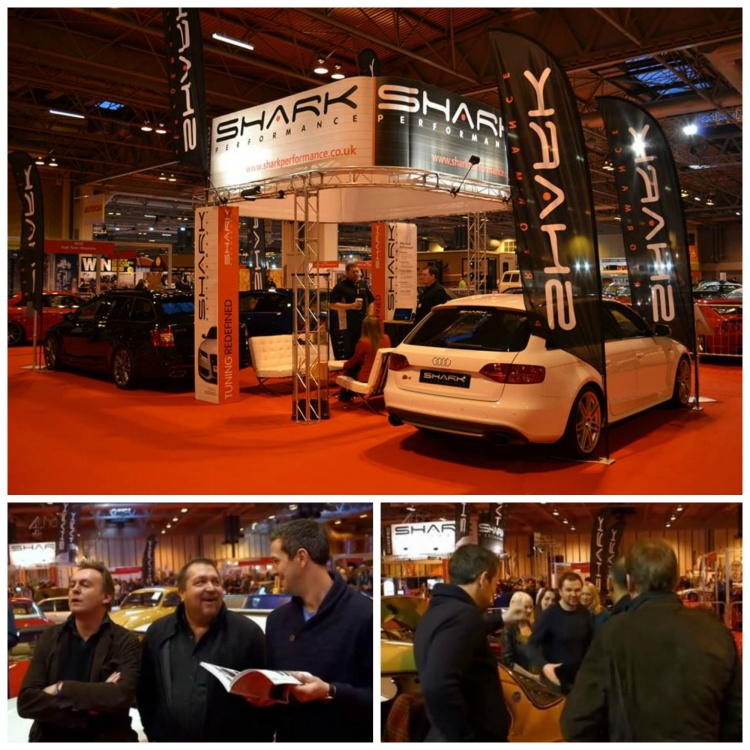 autosport exhibition stands