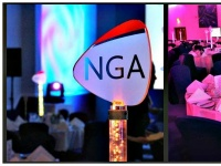 NGA HR Event branding