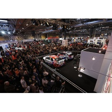 Exhibition Stand Discount for Autosport