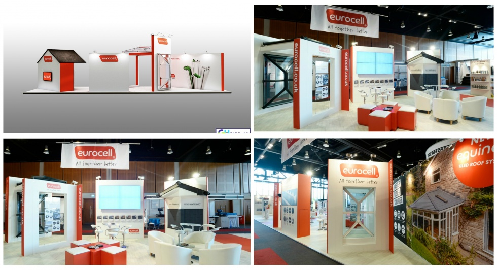 Bespoke exhibition stand design services
