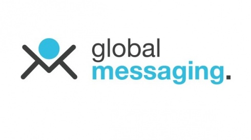 Global messaging logo