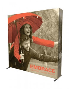 3 x 3 Fabric Pop Up Exhibition Stand