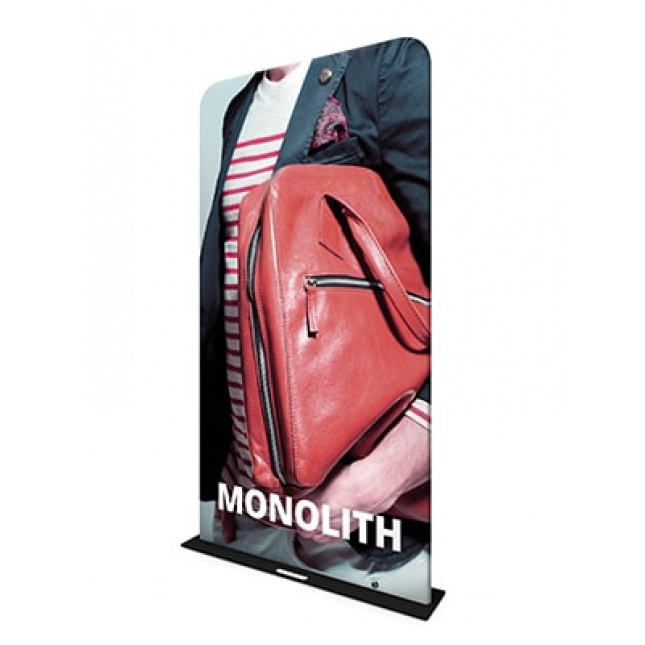 Monolith Fabric Display