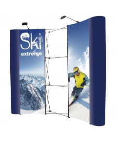 3 x 3 Premium Pop Up Display Stand