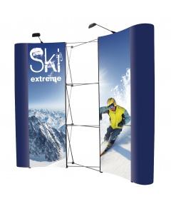 3 x 3 Premium Pop Up Display Stand