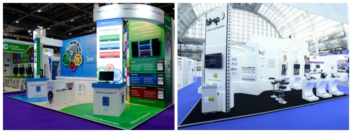 Exhibition Stand Options : Exhibition display stands exhibition stands gh display