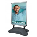 Whirlwind outdoor Displays