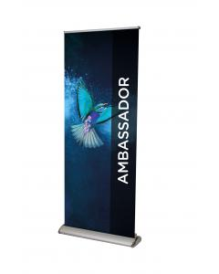 Ambassador Duo Double Sided Roller Banner