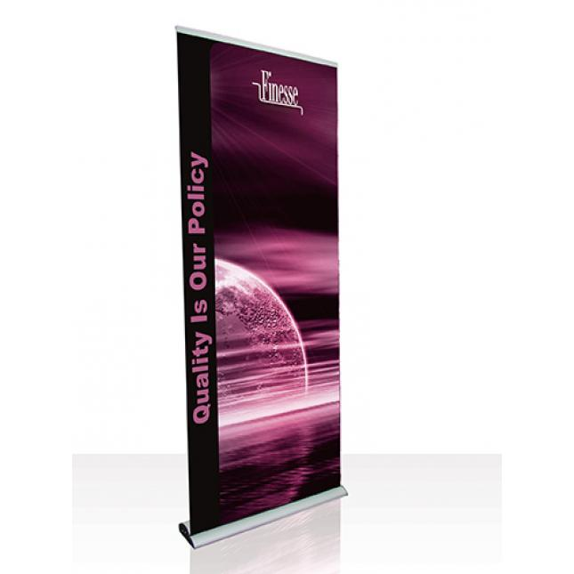Finesse Roller Banner 850mm