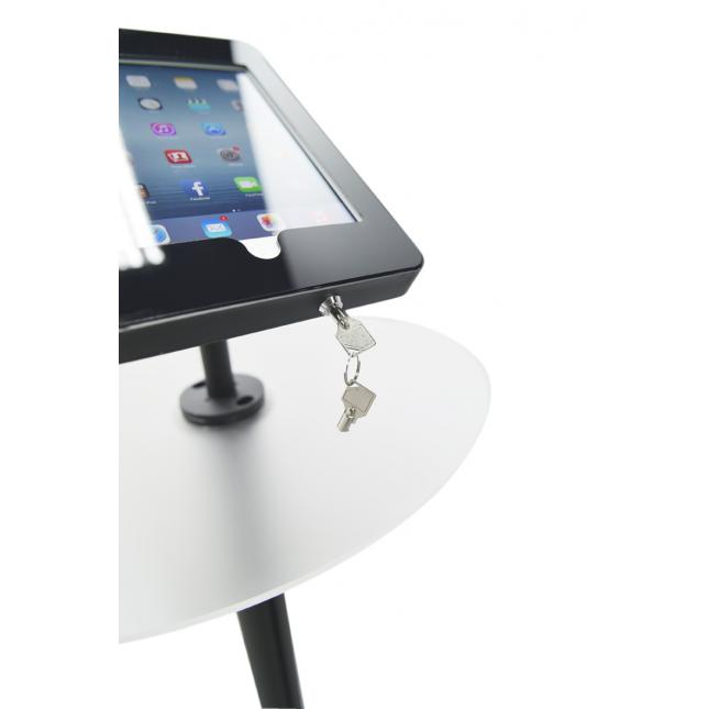 Techno Deluxe Plus iPad Stand Secure Lock