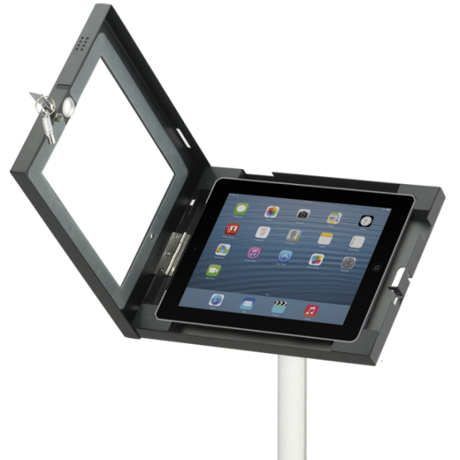 Telescopic iPad Stand Screen