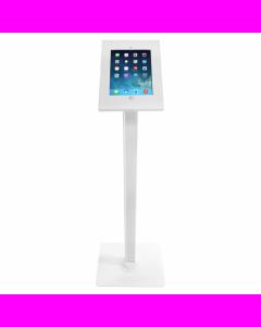 White iPad Floor Stand