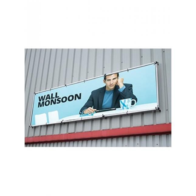 Monsoon Wall Mounted Banner