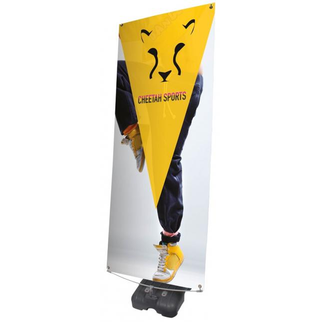 Storm Hydro Banner Stand