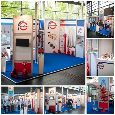 Custom modular self build exhibition stand