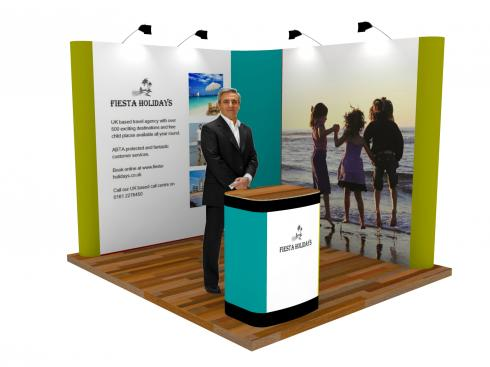 Modular Exhibition Stands Designs : Modular exhibition stands display stands uk custom exhibition