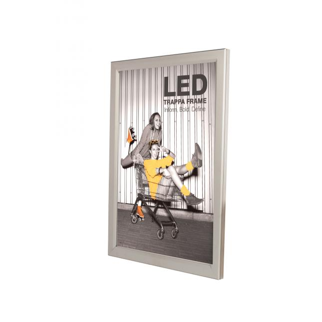 LED Snap Frame Poster Display image
