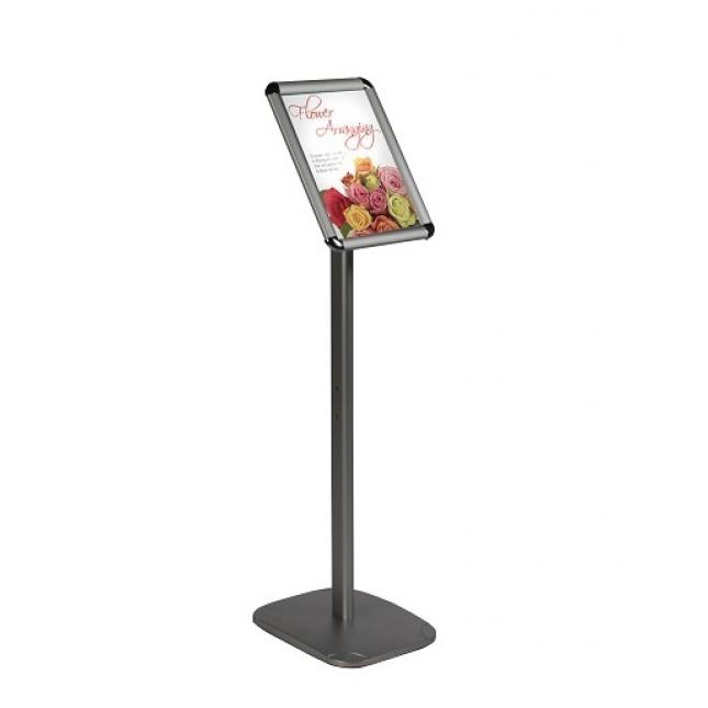 Free Standing Poster Display Stand A4 images