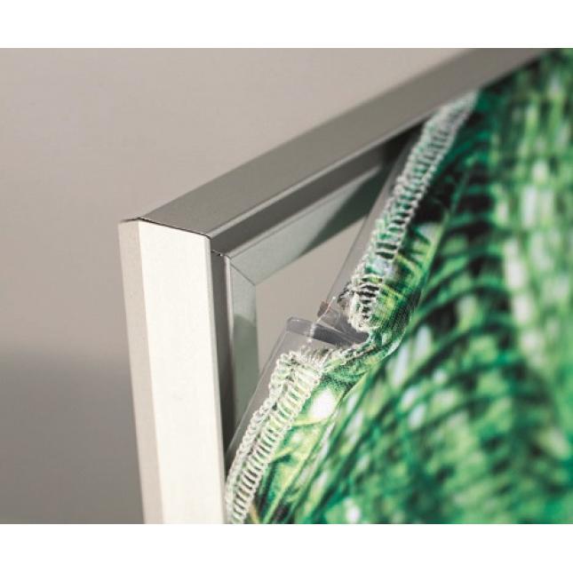 Wall mounted vector lightbox