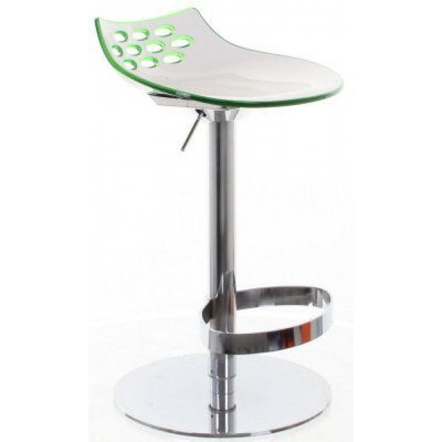 Green Select Gas Lift Stool