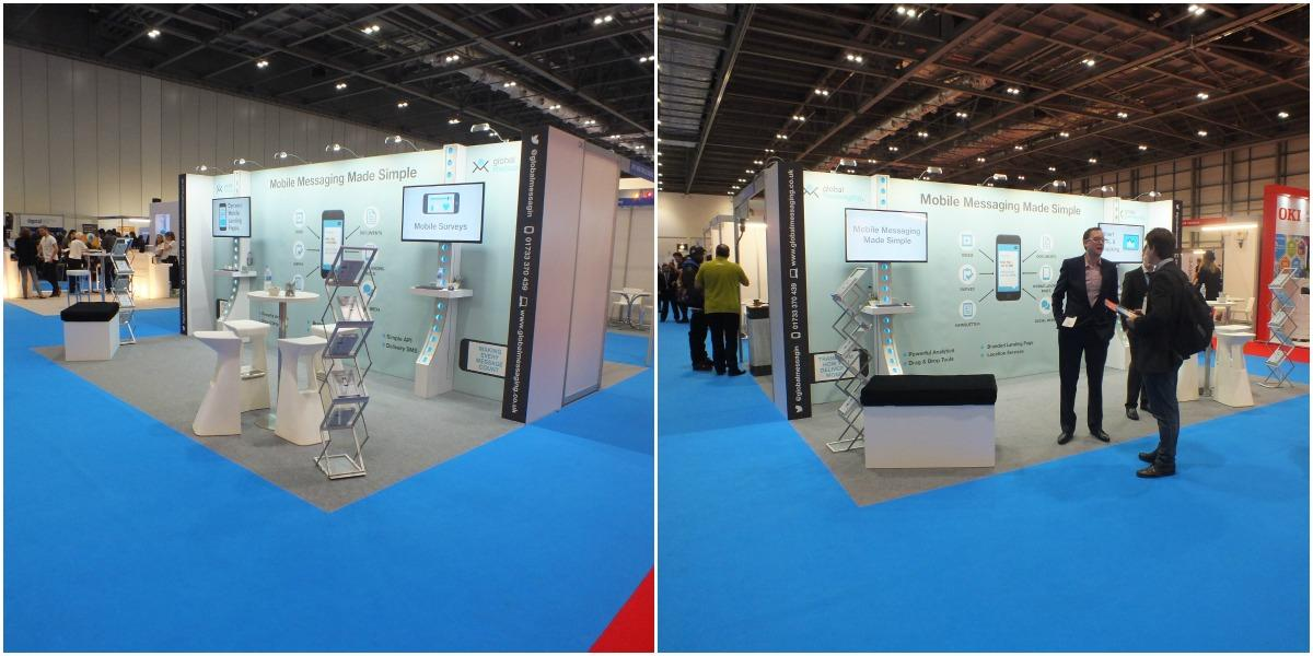 Hire An Exhibition Stand : Exhibition stand hire stands for